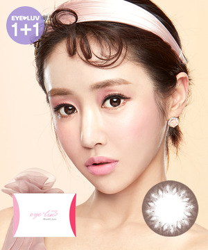 아이럽 다솜1 초코B(1month/2ea)♥1+1=2P♥1tone color lens